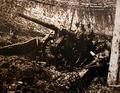 1916 - Pozitie romaneasca de artilerie.png