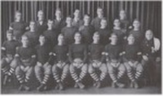 1916 Nebraska Cornhuskers football team - Image: 1916 Nebraska Cornhuskers football team