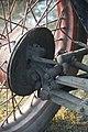1925 Austin Seven - 7 hp - 4 cyl - Front Wheel Hub Assembly - WBB 0064 - Kolkata 2018-01-28 0543.JPG