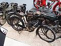 1925 Motobecane MB1, Musée de la Moto et du Vélo, Amneville, France, pic-001.JPG