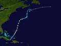 1949 Atlantic hurricane 13 track.png