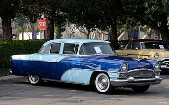Packard Clipper - 1955 Packard Clipper Custom 4-door Sedan