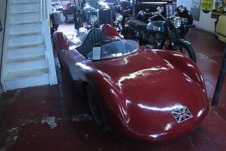 Cooper Car Company - 1956 Cooper Sprint, Myreton Motor Museum