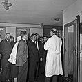 1957 Visite du ministre de l'agriculture Mr ANDRE DULIN au CNRZ-14-cliche Jean Joseph Weber.jpg