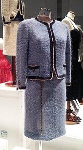 d507a6f0ff72 A classic Chanel suit