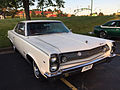 1967 AMC Ambassador DPL hardtop with optional Custom interior at AMO 2015 meet-01.jpg