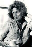Joanna Cassidy en 1974.