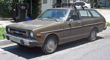 1981 Datsun 210 was the predecessor of the Sentra Cars