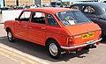 1980 Maxi 2 1750 Automatic Rear.jpg