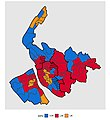 1981 Merseyside County Council election result map.jpg