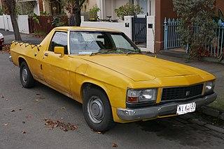 Holden WB