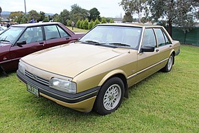 1984 Ford XF Falcon GL Sedan (22510595126).jpg