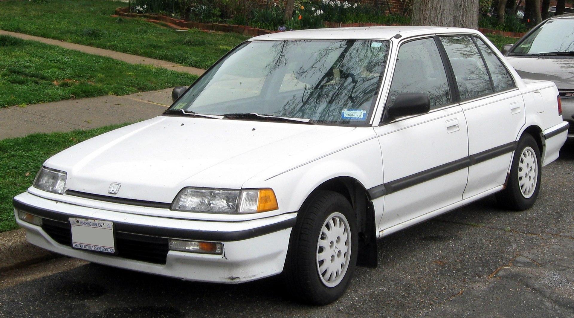 Honda Civic (fourth Generation)