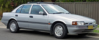 Ford Falcon (EB) Motor vehicle