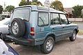 1993 Land Rover Discovery V8i 5-door wagon (2015-11-11) 02.jpg
