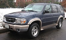 The Ford Explorer 4wd Was Program S Top Trade In According To U Dot