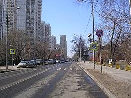 1-я Останкинская улица