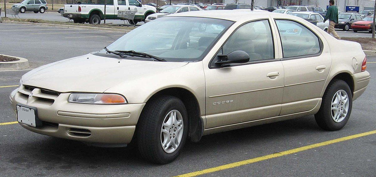 Px St Dodge Stratus on 1995 Chrysler Sebring