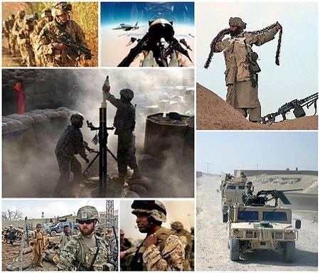Perang di Afghanistan (2001–kini)