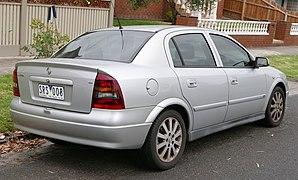 ASTRA Convertible Petrol Locking Fuel Cap MAR 2001 to NOV 2010