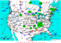 2006-05-10 Surface Weather Map NOAA.png