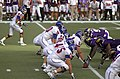 2007 Hawaii Bowl - Boise State University vs East Carolina University - BSU offense.jpg