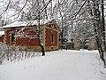 2008-01-24 Гатчина. Сторожка и Сильвийские ворота.JPG