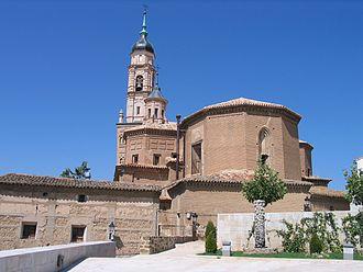 Ateca - Image: 20080820 Ateca Iglesia de Santa María y San Francisco