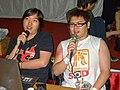2008 IWL Spring Festival Commentators.jpg