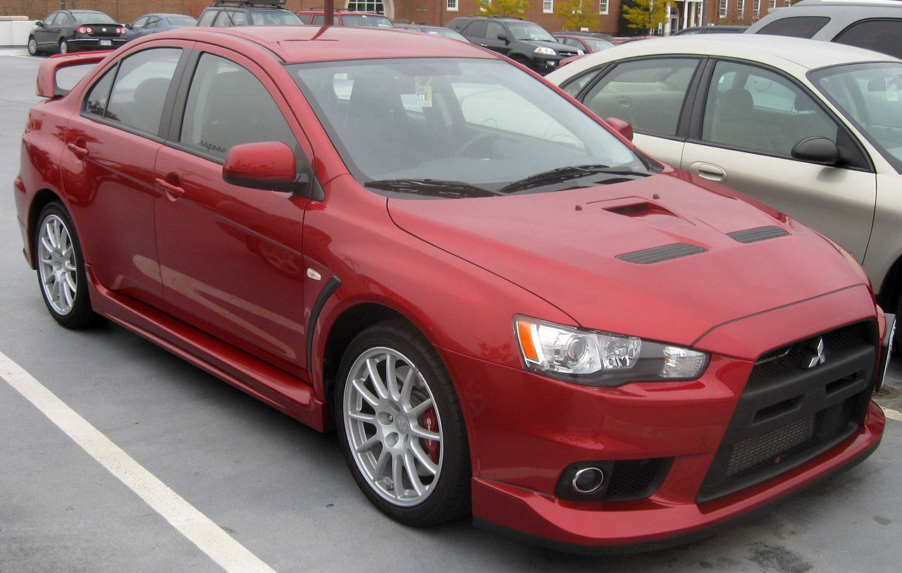 file 2008 mitsubishi lancer evolution wikimedia commons. Black Bedroom Furniture Sets. Home Design Ideas