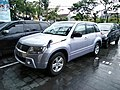 2008 Suzuki Grand Vitara, Kuta.jpg