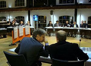 Raadszitting van de gemeente Oude IJsselstreek...