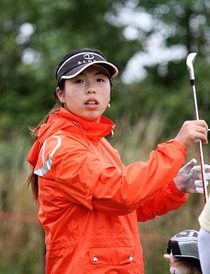 Shanshan Feng - 2009 Women's British Open
