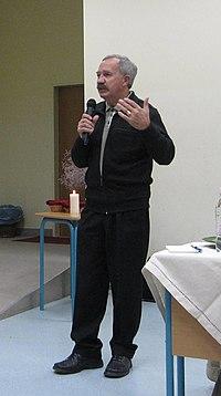2010-12-Bogdan Žorž na Kodeljevem (3).JPG