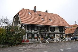 Bangerten - Restaurant Löwen in Bangerten