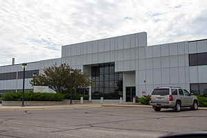 Hutchinson, Minnesota - Hutchinson Technology headquarters campus