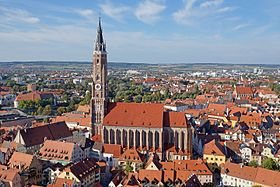 Image illustrative de l'article Église Saint-Martin (Landshut)