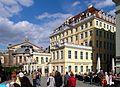 20120929370DR Dresden Neumarkt Coselpalais.jpg