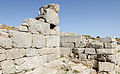 2012 - phallus at a house wall - middle Agora - Ancient Thera - Santorini - Greece - 02.jpg