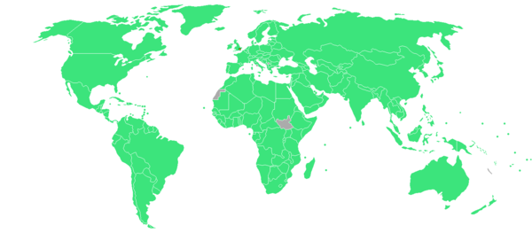 Participating countries 2012 Summer Olympic games countries.png