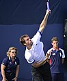 2013 US Open (Tennis) - Albert Ramos (9660782888).jpg