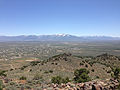 "2014-06-13 12 33 01 View south-southeast from the summit of ""E"" Mountain in the Elko Hills of Nevada.JPG"