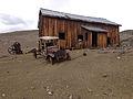2014-07-28 13 29 54 Machine shop in Berlin, Nevada at Berlin-Ichthyosaur State Park.JPG