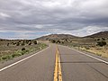 2014-08-11 13 34 10 View east along U.S. Route 50 about 9.9 miles east of the Eureka County line in White Pine County, Nevada.JPG