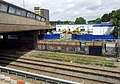 2015 London-Abbey Wood, Crossrail construction site 2.jpg