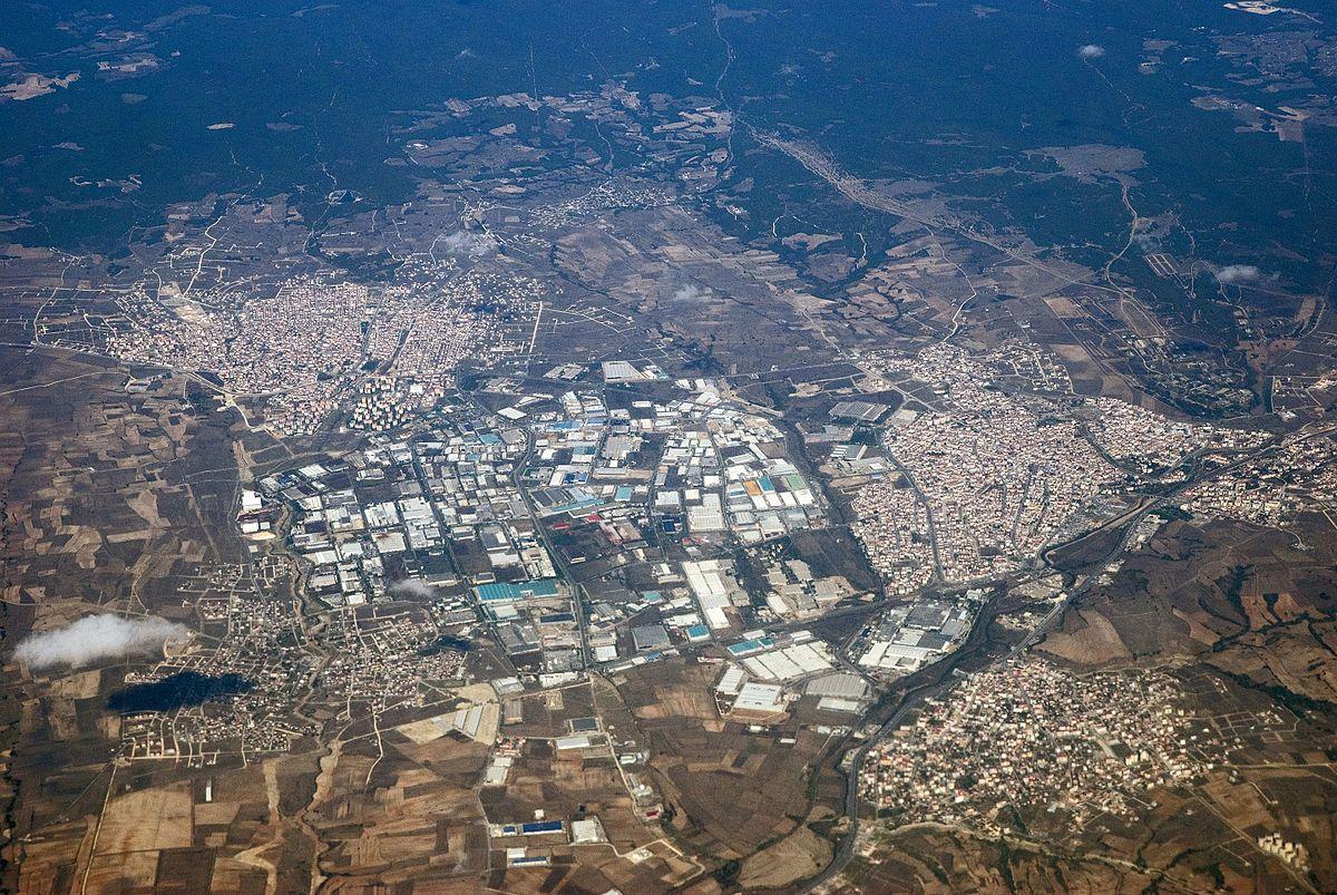 Çerkezköy - Wikipedia