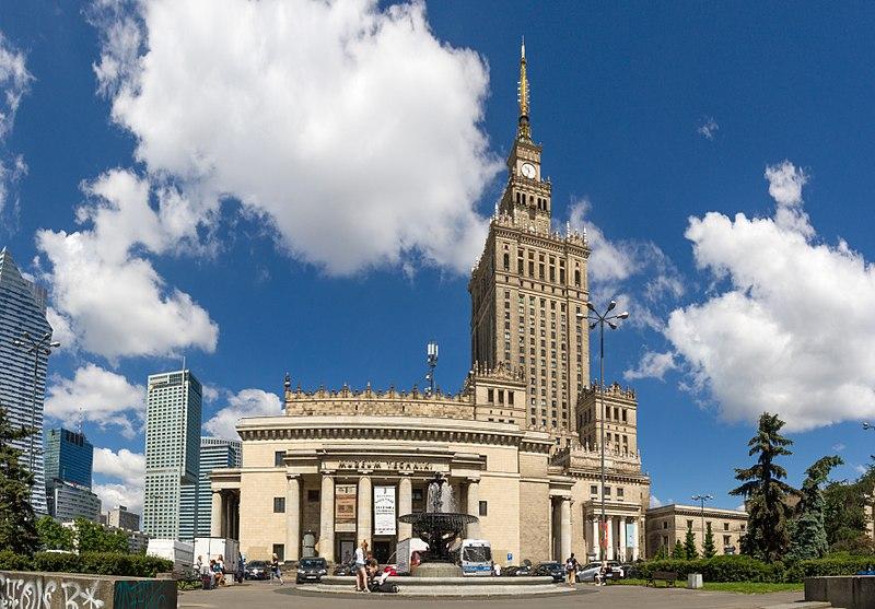 Palácios da Polônia