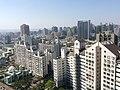 20170402 Cityscape in Nantun, Taichung, Taiwan, facing northwest 台灣台中市南屯區西北向市景 IMG 0652.jpg