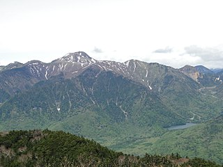 Mount Nikko-Shirane