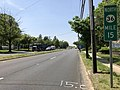 2018-05-25 14 33 31 View north along New Jersey State Route 36 (Memorial Parkway) between 7th Avenue and 3rd Avenue in Atlantic Highlands, Monmouth County, New Jersey.jpg